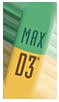 Maximum D3 Capsule