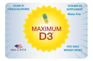 Maximum D3 Card