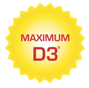 Maximum D3 - Vitamin D3 10,000 IU