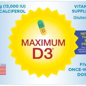 Maximum D3