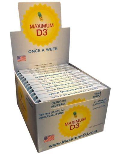 Maximum D3 Full Box