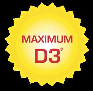 Maximum D3 Logo