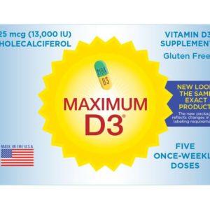 Maximum D3 - Single Card